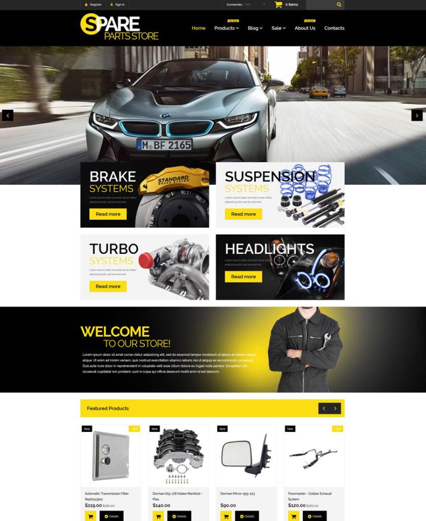 27-auto-parts shopify theme