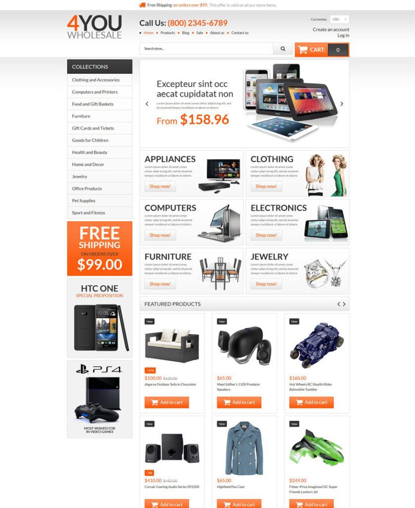 28-wholesale shopify theme