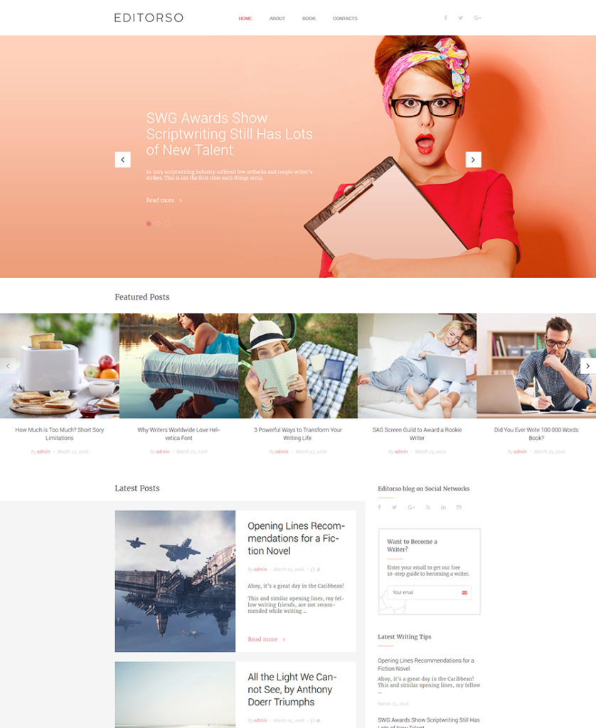Editorso-Blogging-WordPress-Theme