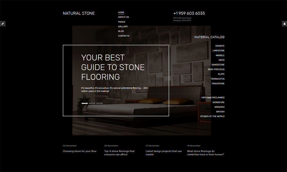 Natural-Stone-Floor-Joomla-Template