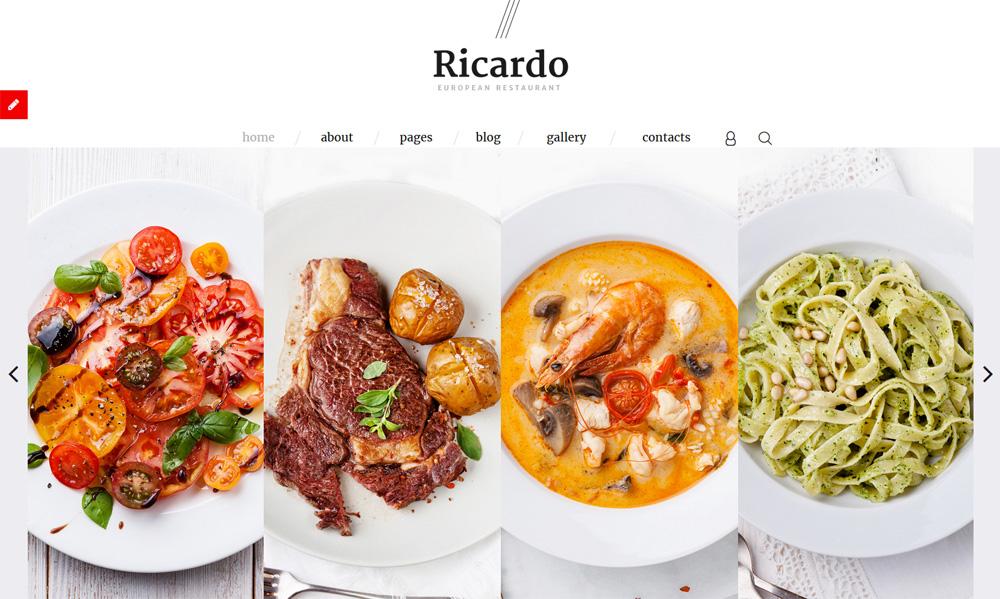Ricardo-Joomla-Template