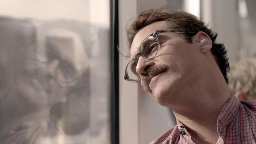 "Still from ""Her"" by Spike Jonze"