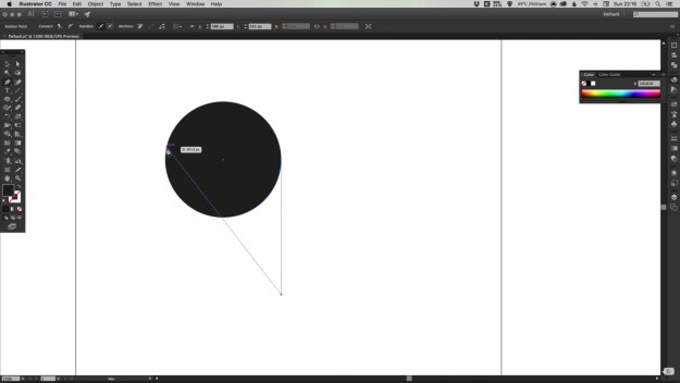 how to draw a love heart in illustrator