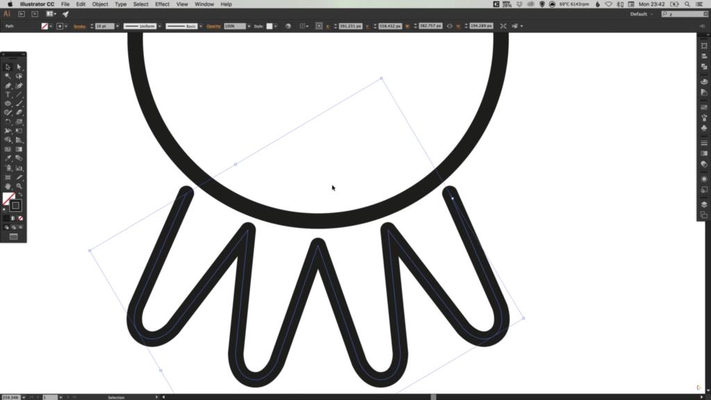 drawing-octopus-icon-adobe-illustrator-5