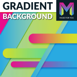 Muse For You - Gradient Background Widget - Adobe Muse CC 2015.2