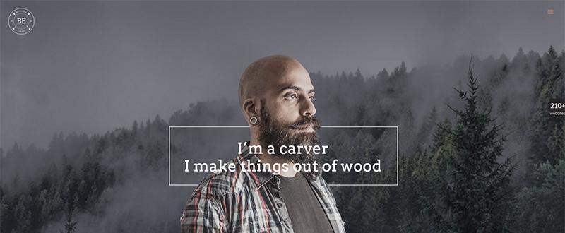 be theme carver