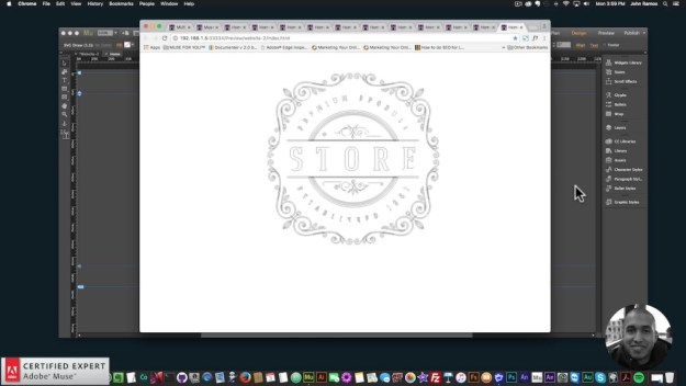 Muse For You - Draw an SVG with Fill in Adobe Muse - Web Design Ledger