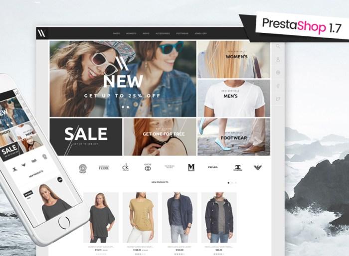 Styler 2 PrestaShop Theme