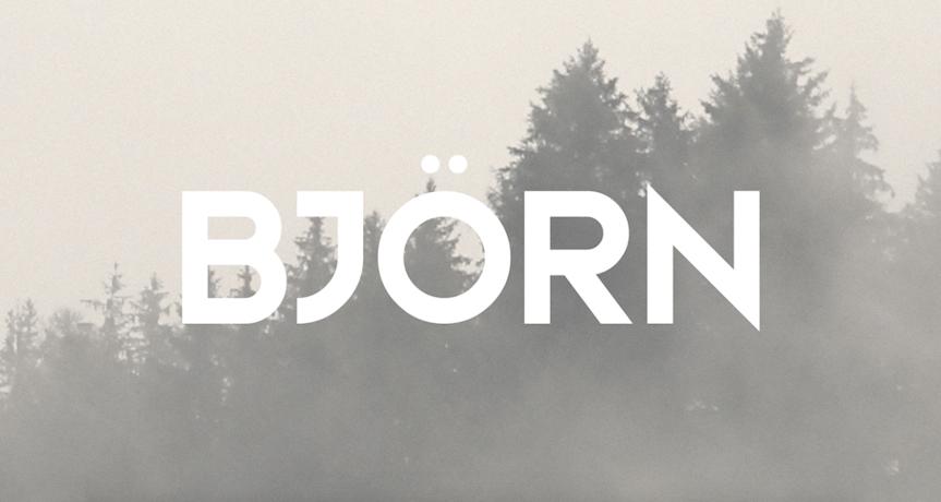 Bjorn-Free-Typeface