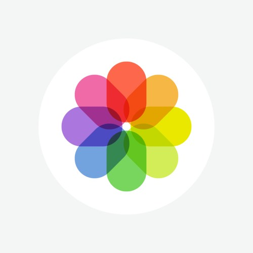 dansky_draw-ios-photos-icon-in-adobe-illustrator