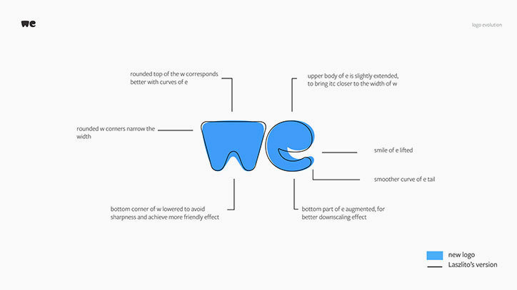 wetransfer redesign