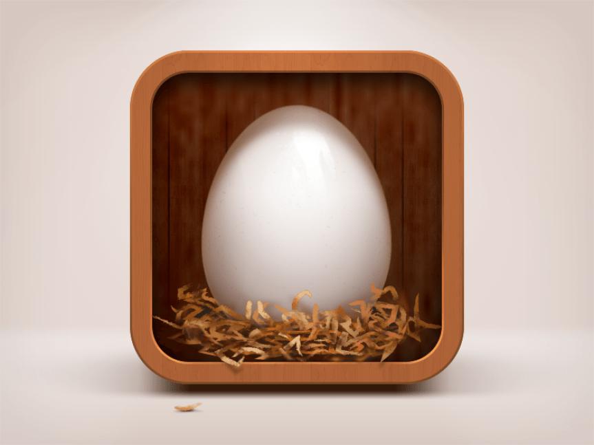 egg-icon-design