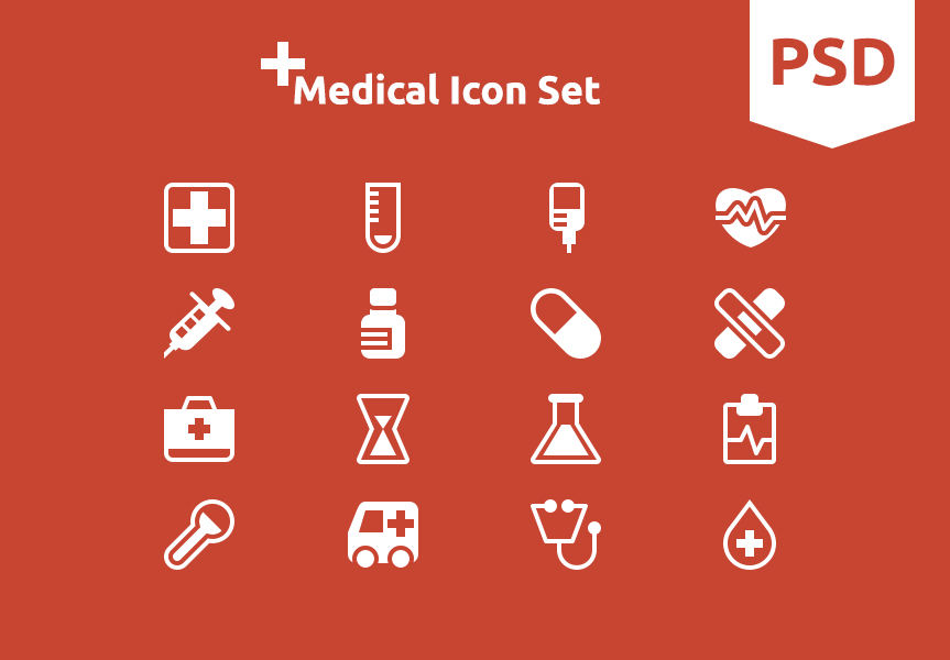 medical-psd-icons