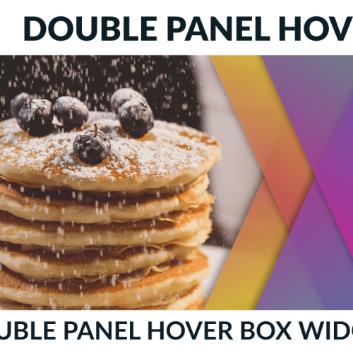 Muse For You - Double Panel Hover Box WIdget - Adobe Muse CC