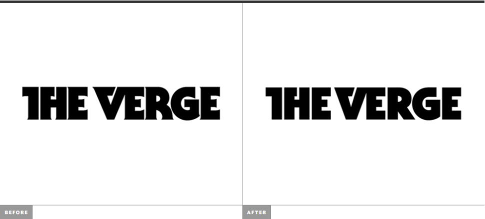 the verge new logo