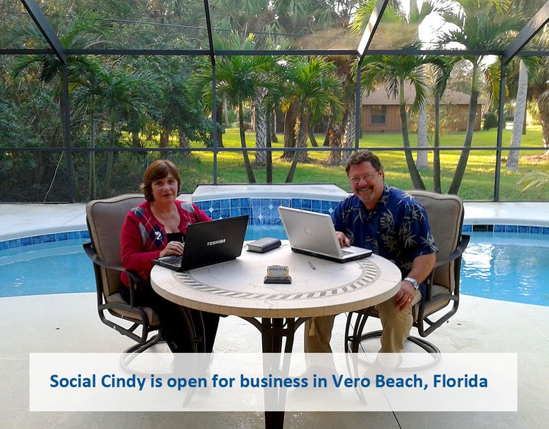 Social Cindy Website Design SEO-Social Media-Vero Beach, IndianRiverCounty, Florida