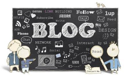 social media marketing, blogging and social media