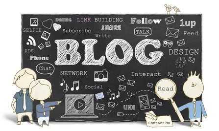 social media marketing, blogging and social media