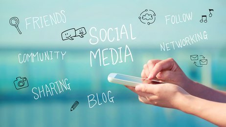 social media , blogging, website promotion, search engine optimization
