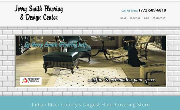 Jerry Smith Flooring Vero Beach