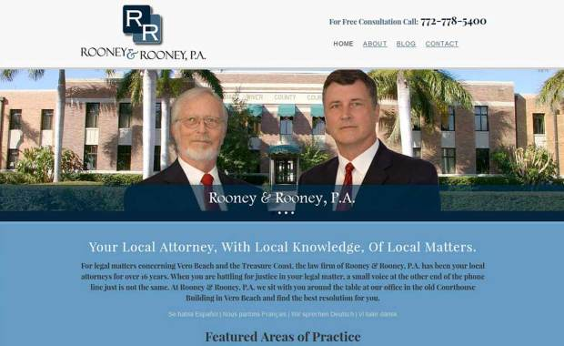 Law Firm Of Rooney and Rooney