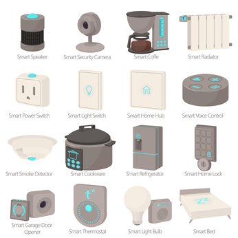 IoT, smart devices for home and work, Google, Alexa, Amazon, interfacing with Smart Devices
