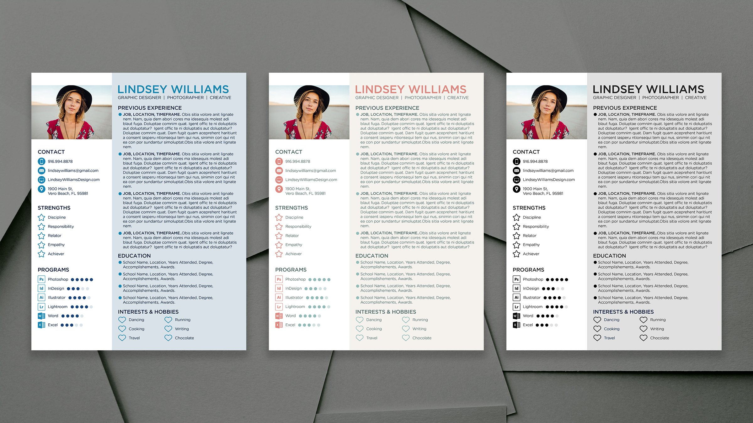 Kelsey Beaudoin, graphic artist, professional resumes, job search, resume service, graphic artist vero beach
