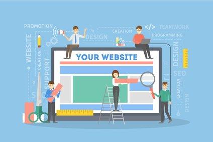 wordpress websites, deigned and built by webdesignvero
