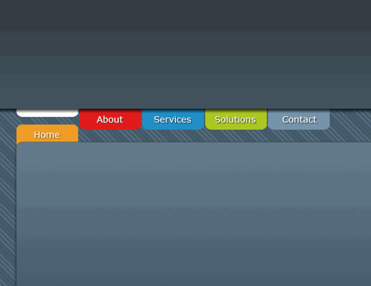 Cool Animated Navigation with CSS