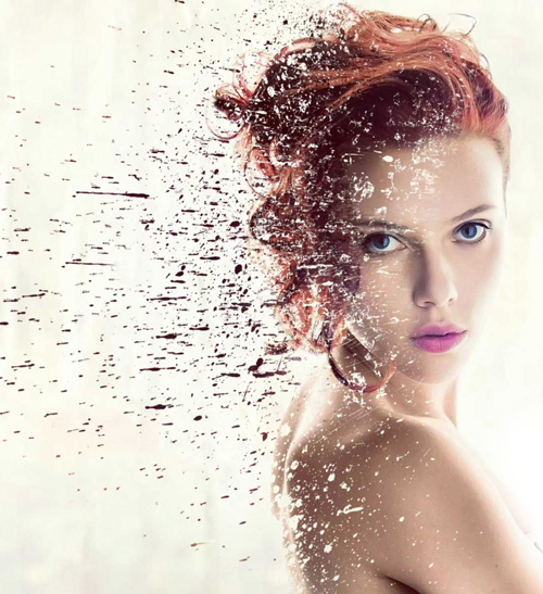 Create Amazing Dispersion Effect with Photoshop CS6