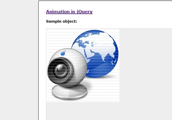 Easily Animate Web Buttons-Objects using jQuery