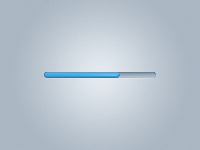 Loading Bar PSD4