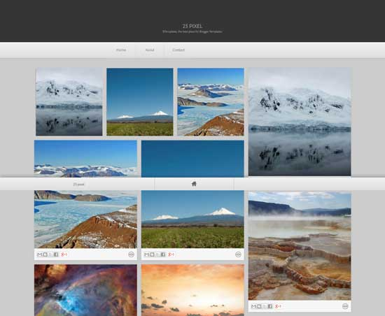 25-pixel-Free-Photography-Blogger-Template