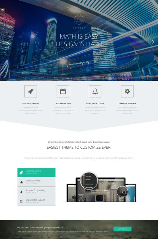 Krypton-best-wordpress-theme-february-2014