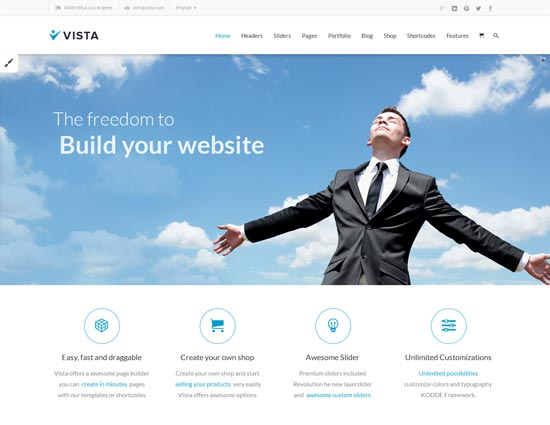 Vista-best-WordPress-theme-2014