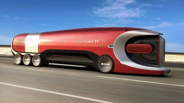 Hyper Truck Konsept Tasarım