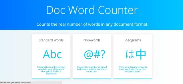 docwordcounter.com