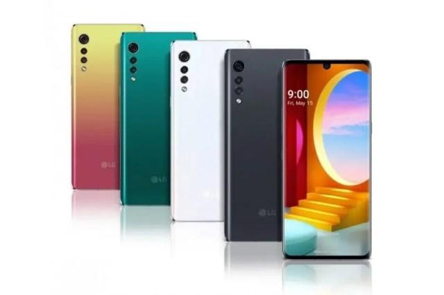 LG Q92 5G Görüntüleri Sızdırıldı