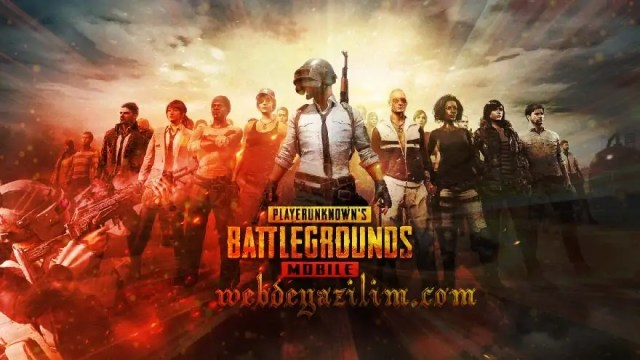 Pubg Mobile benzer Battle Royale oyunlar