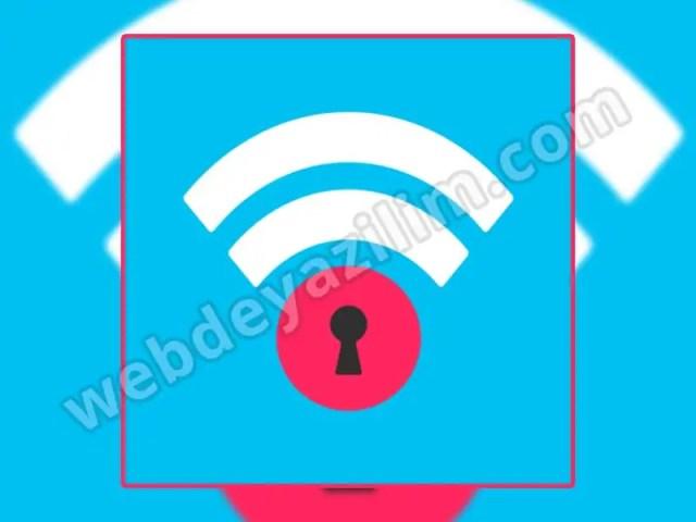 en iyi wifi şifre kırma programları