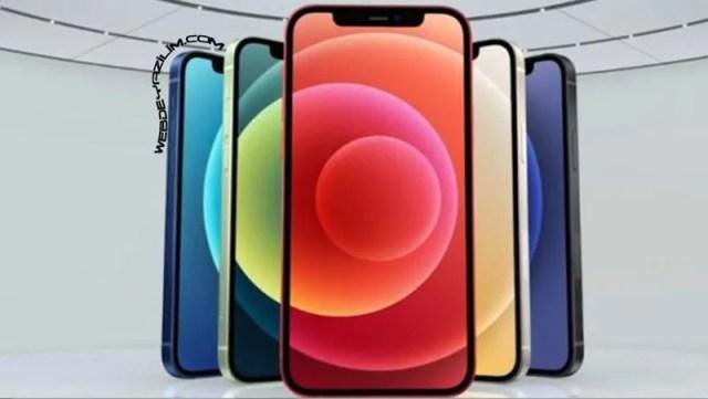 iphone12-webdeyazilim