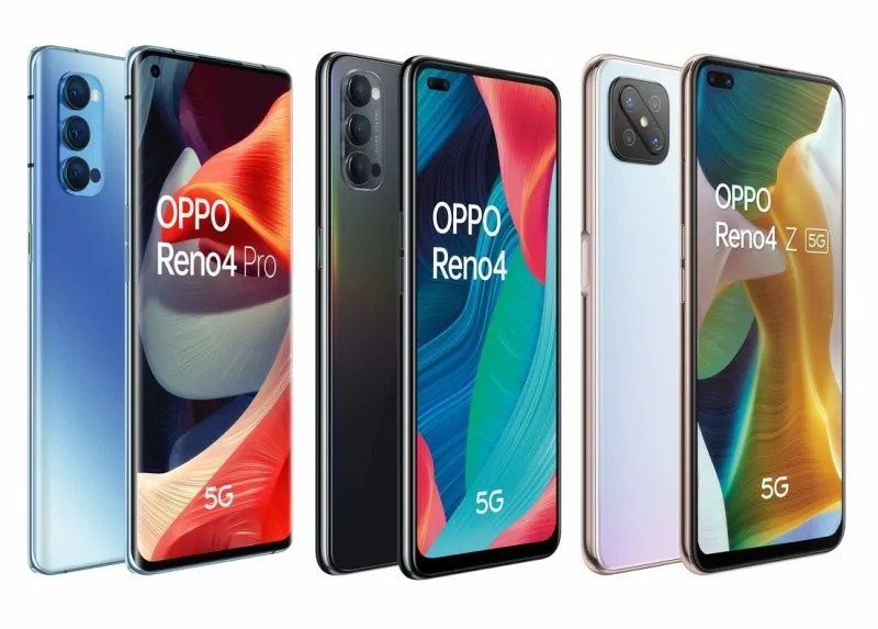 Oppo Reno 4Z 5G What are the Options?  What's the value?