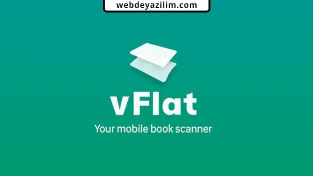 vFlat Mobile Book Scanner