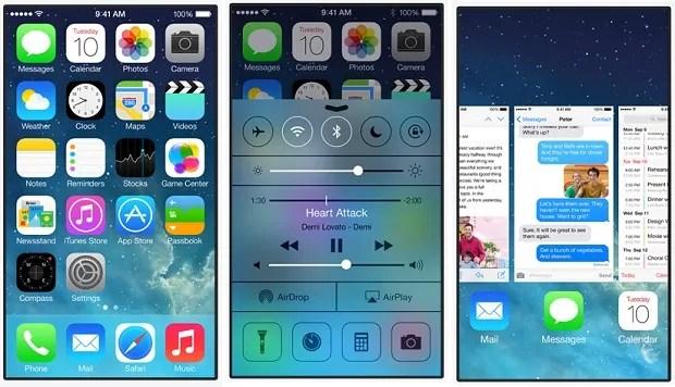 android için En iyi iOS launcher