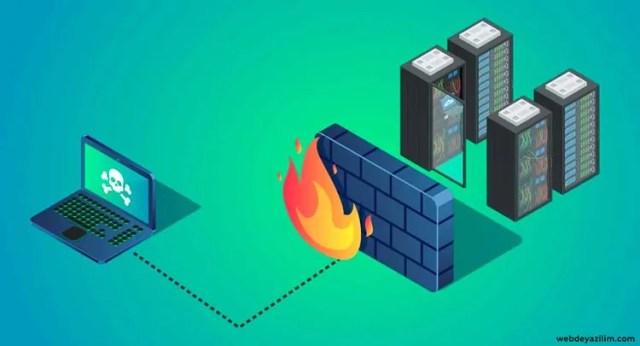 DNS Güvenlik duvarı