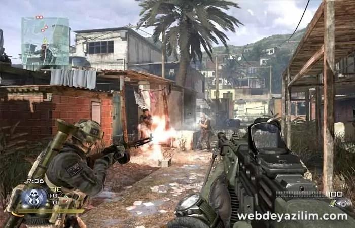 Call Of Duty Modern Warfare 2 Minimum Sistem Gereksinimleri