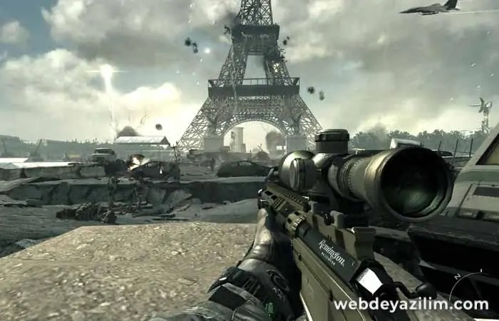 Call Of Duty Modern Warfare Minimum Sistem Gereksinimleri