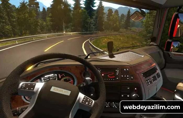 Euro Truck Simulator 2 Önerilen Sistem Gereksinimleri