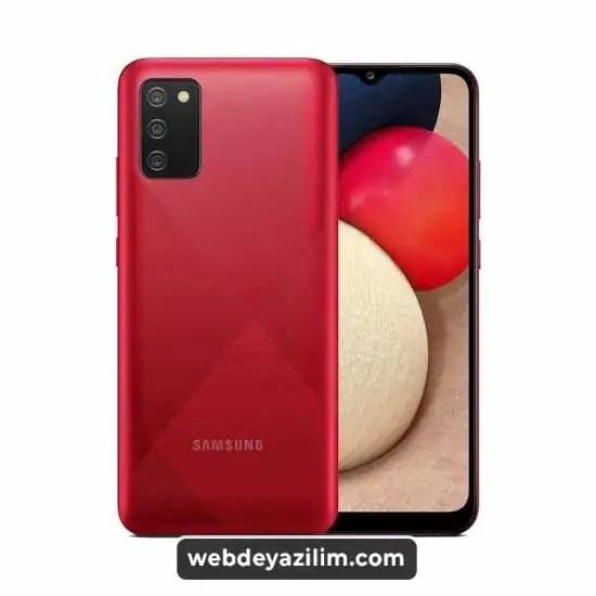 Samsung Galaxy A02s - En Ucuz Telefonlardan Biri