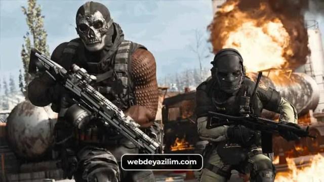 Call Of Duty: Modern Warfare Serisi